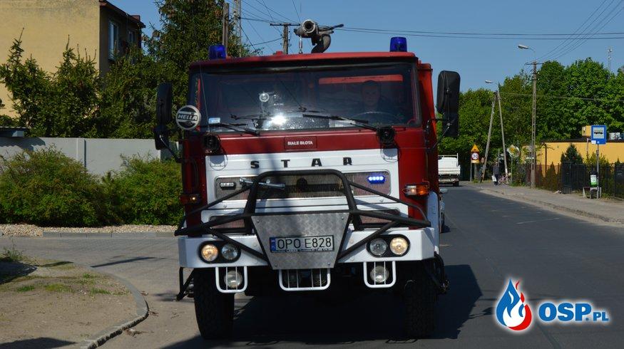 Zdarzenie 35/2018 OSP Ochotnicza Straż Pożarna