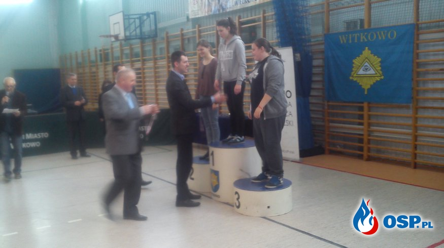 Powiatowe Mistrzostwa w tenisie stołowym. OSP Ochotnicza Straż Pożarna