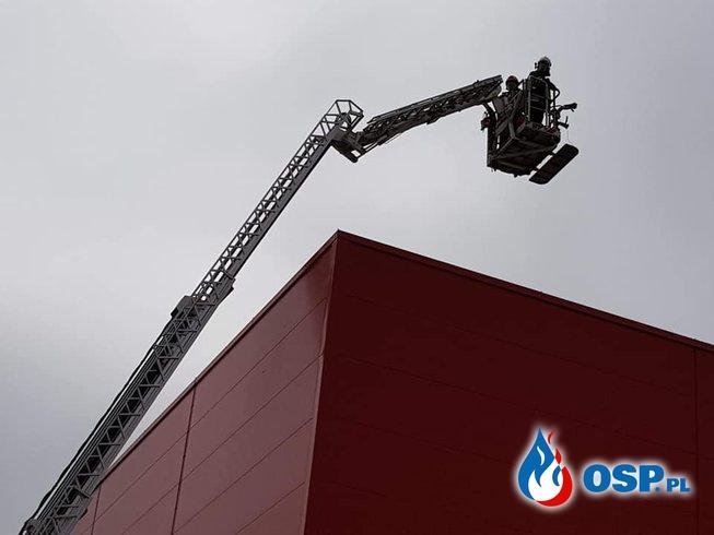 Pożar na Terenie Parku Rozrywki !! OSP Ochotnicza Straż Pożarna