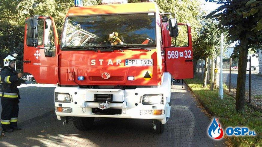 ALARM DPS FABIANÓW OSP Ochotnicza Straż Pożarna