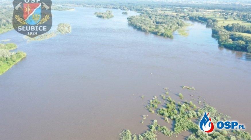 Woda zaczyna opadać, zagrożenie powoli mija [FILM] OSP Ochotnicza Straż Pożarna