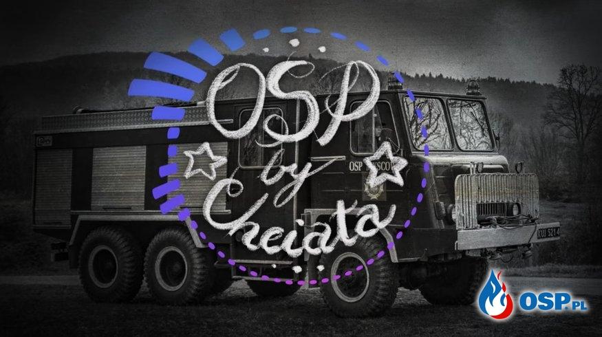 OSP BY CHCIAŁA... nowe auto! Strażacka wersja hitu Ronnie Ferrari OSP Ochotnicza Straż Pożarna