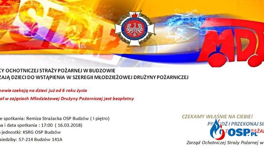 Zapraszamy :D  OSP Ochotnicza Straż Pożarna