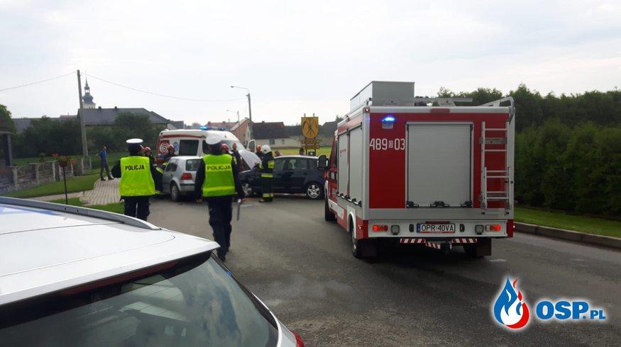 Wypadek w Solcu OSP Ochotnicza Straż Pożarna