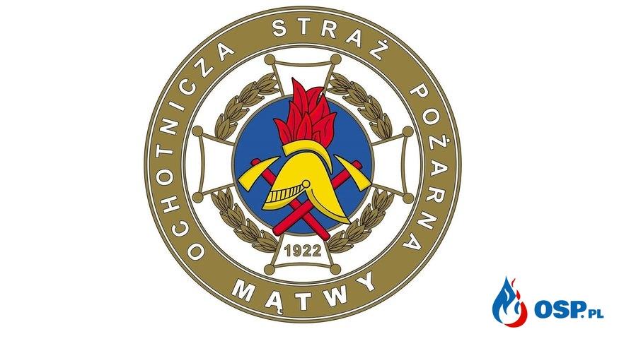 Inowrocław ul. Niepodległości - Pożar instalacji elektrycznej w bloku mieszkalnym OSP Ochotnicza Straż Pożarna
