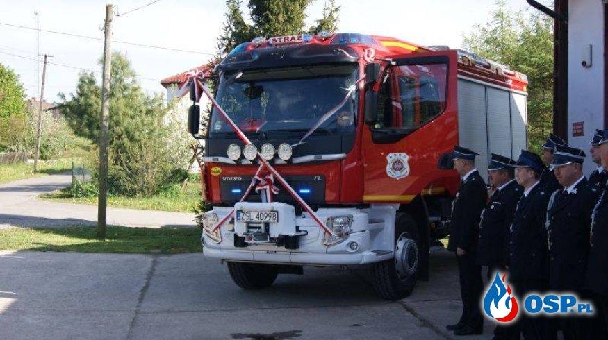 Nowe Volvo służy strażakom z OSP Stary Jarosław OSP Ochotnicza Straż Pożarna