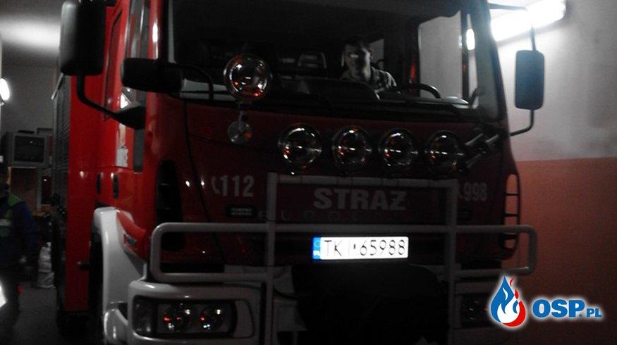 Nowy wóz bojowy dla OSP Babice. OSP Ochotnicza Straż Pożarna