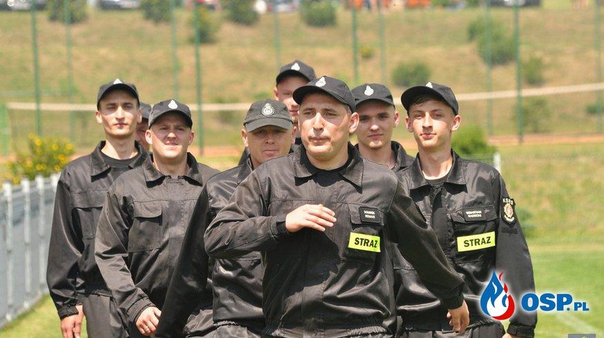 Powołanie pocztu sztandarowego i flagowego OSP Ochotnicza Straż Pożarna