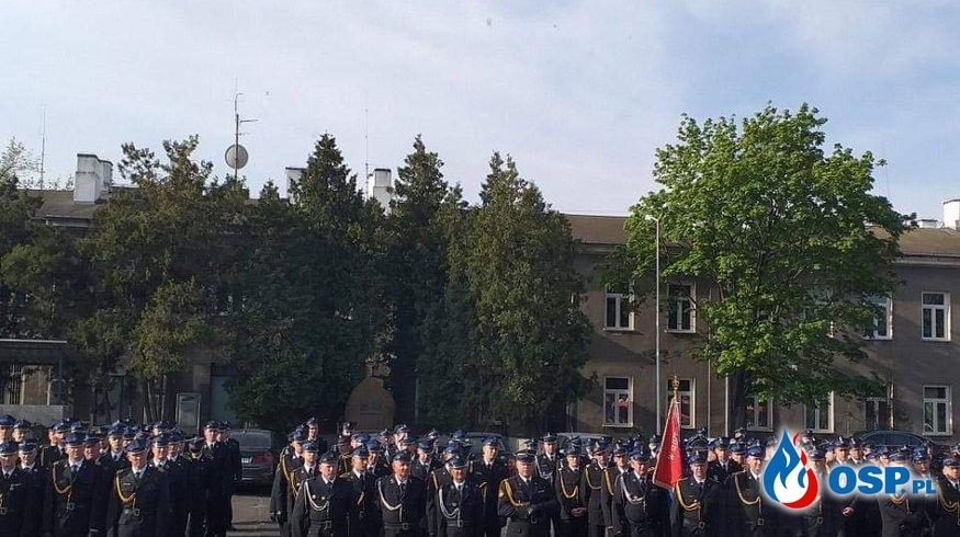 Warszawa Centralne Obchody Dnia Strażaka OSP Ochotnicza Straż Pożarna