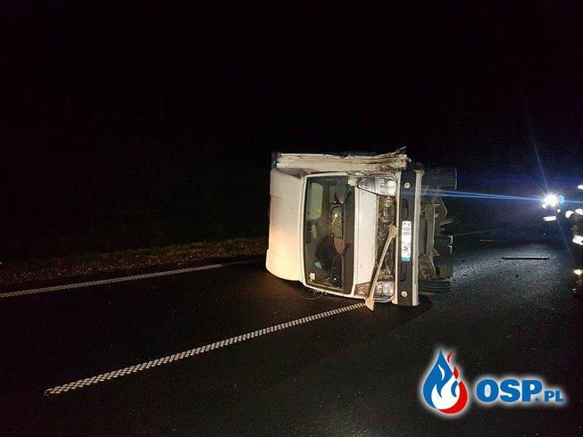 Śmierć na obwodnicy OSP Ochotnicza Straż Pożarna