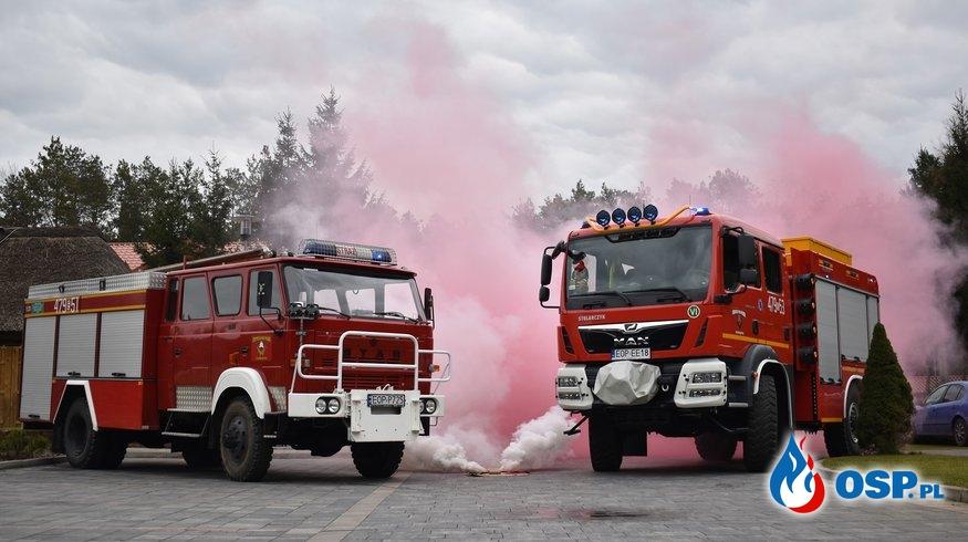 Film konkursowy OSP KSRG Poświętne OSP Ochotnicza Straż Pożarna