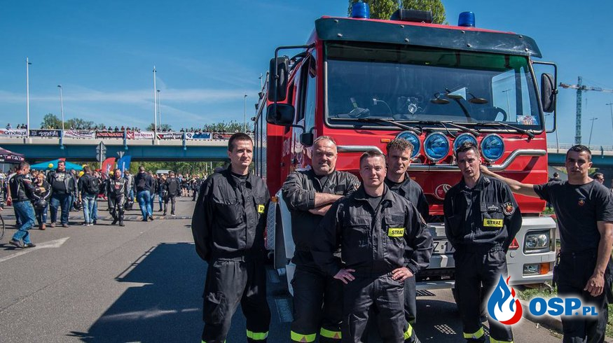 WITAMY NA STRONIE JEDNOSTKI OSP Ochotnicza Straż Pożarna