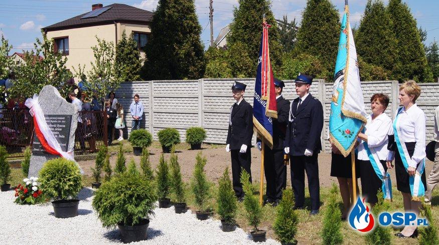 Odpust oraz poświęcenie kamienia z okazji 700-lecia Bogunic OSP Ochotnicza Straż Pożarna