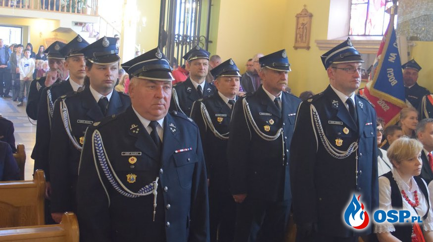 3 maja - Odpust Parafialny w Polańczyku OSP Ochotnicza Straż Pożarna