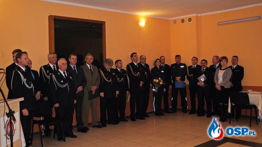 Uroczystość włączenia OSP Bielsko do KSRG OSP Ochotnicza Straż Pożarna