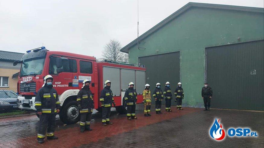Kurs podstawowy dla Strażaków-Ratowników OSP OSP Ochotnicza Straż Pożarna