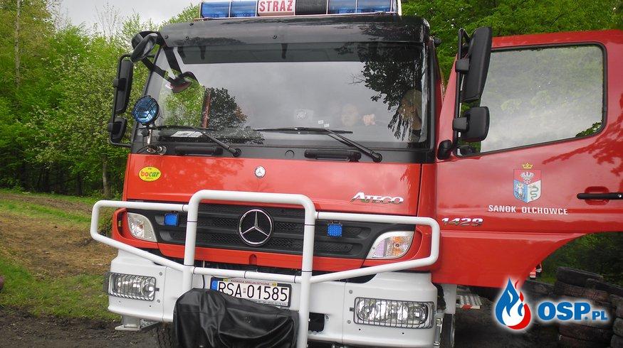 Zakończył się 43. Bieszczadzki Wyścig Górski OSP Ochotnicza Straż Pożarna