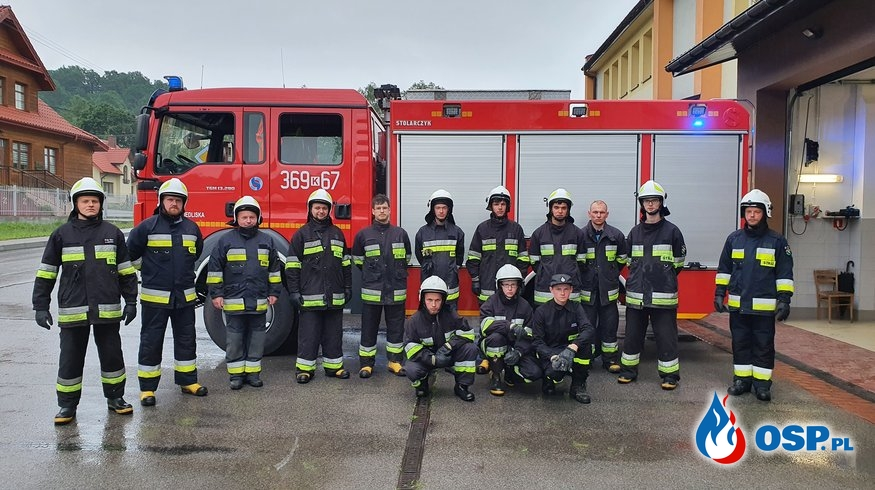 #GaszynChallenge dla Tosi! OSP Ochotnicza Straż Pożarna