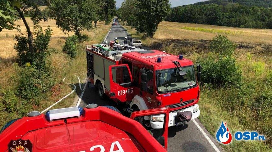 ALARM! 20/2019 OSP Ochotnicza Straż Pożarna
