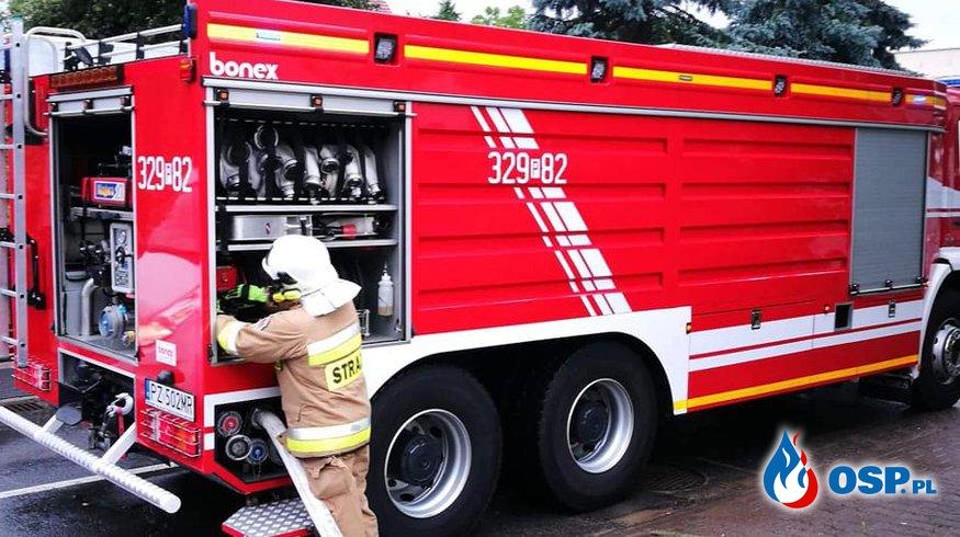CNBOP dla samochodów straży pożarnych. PSP: Przepisy są jednoznaczne. OSP Ochotnicza Straż Pożarna