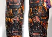 Tatuaze Strazackie Blog Ignisvestimenta Pl