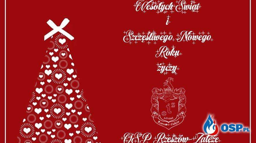 Wesołych Świąt!!!!!!! OSP Ochotnicza Straż Pożarna