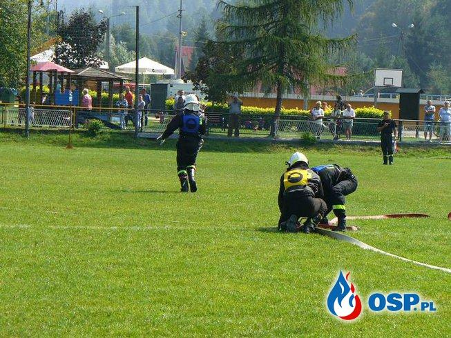 Zawody Sportowo-Pożarnicze w Brennej OSP Ochotnicza Straż Pożarna