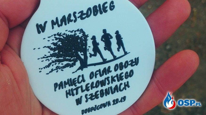Druhowie OSP Zręcin uczcili Pamięć Ofiar obozu hitlerowskiego w Szebniach OSP Ochotnicza Straż Pożarna
