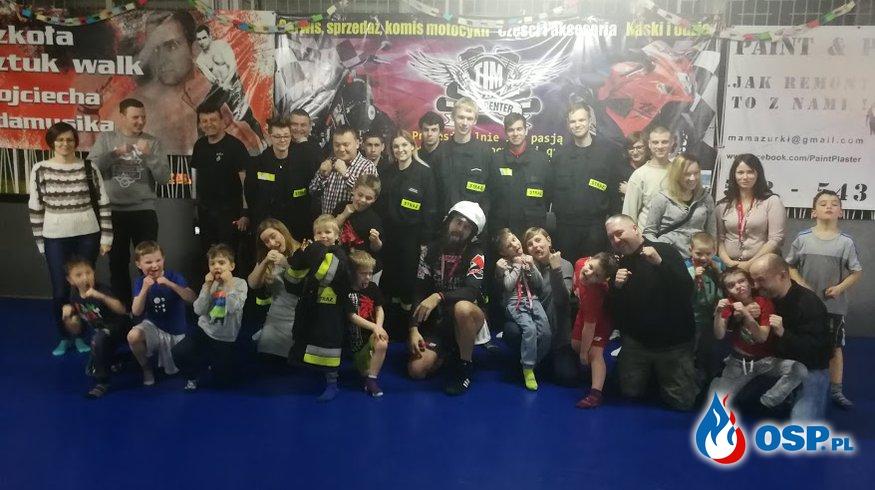 Szkoła Sztuk Walki Wojciecha Adamusika  OSP Ochotnicza Straż Pożarna