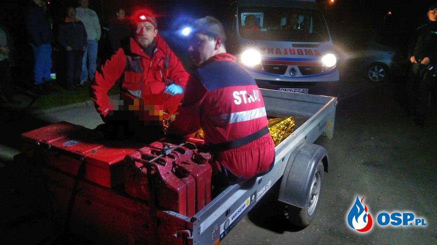 Kolejny sukces zespołu poszukiwawczego OSP Ochotnicza Straż Pożarna