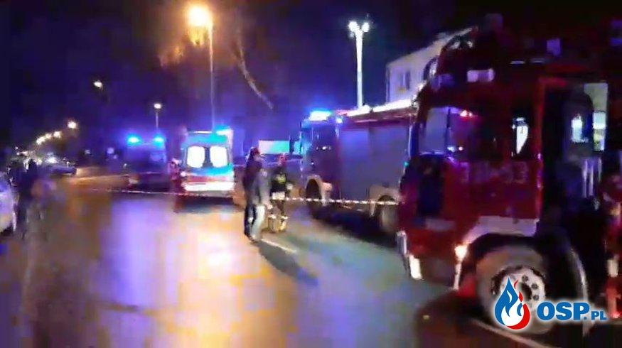 """Tragedia w escape room: """"15-latki świętowały urodziny jednej z nich"""" OSP Ochotnicza Straż Pożarna"""