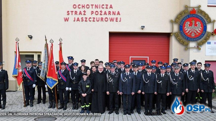 Gminny dzień strażaka 4 maj 2019. OSP Ochotnicza Straż Pożarna