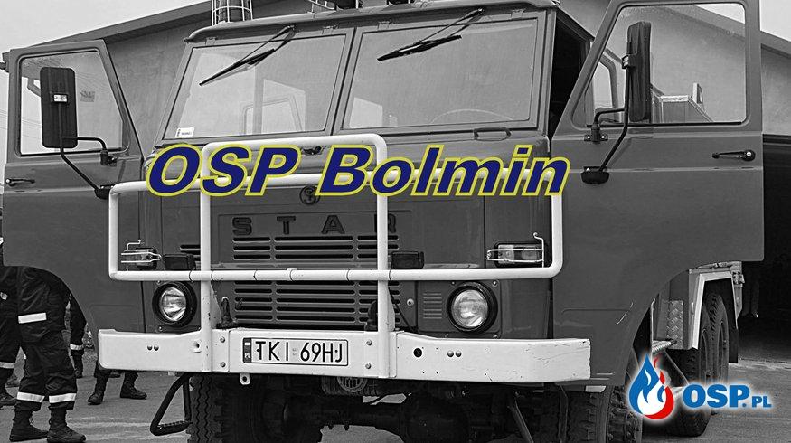 Zdarzenie nr 1/2015 OSP Ochotnicza Straż Pożarna