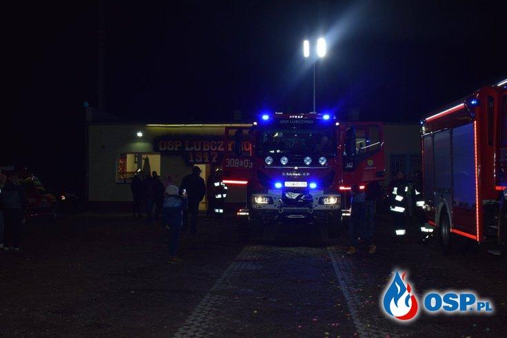 PRZYWITANIE NOWEGO WOZU OSP Ochotnicza Straż Pożarna