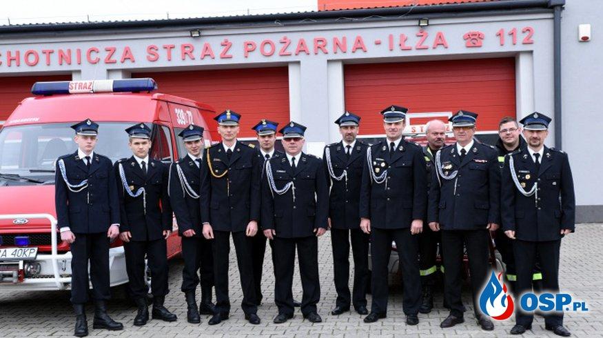Wernisaż poświęcony OSP Iłża w iłżeckim Domu Kultury OSP Ochotnicza Straż Pożarna