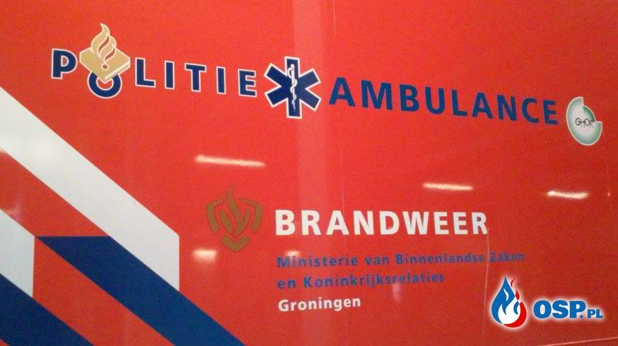 Z wizytą u Holenderskich Strażaków. OSP Ochotnicza Straż Pożarna