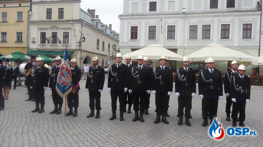 Powiatowe obchody Dnia Strażaka w Cieszynie OSP Ochotnicza Straż Pożarna