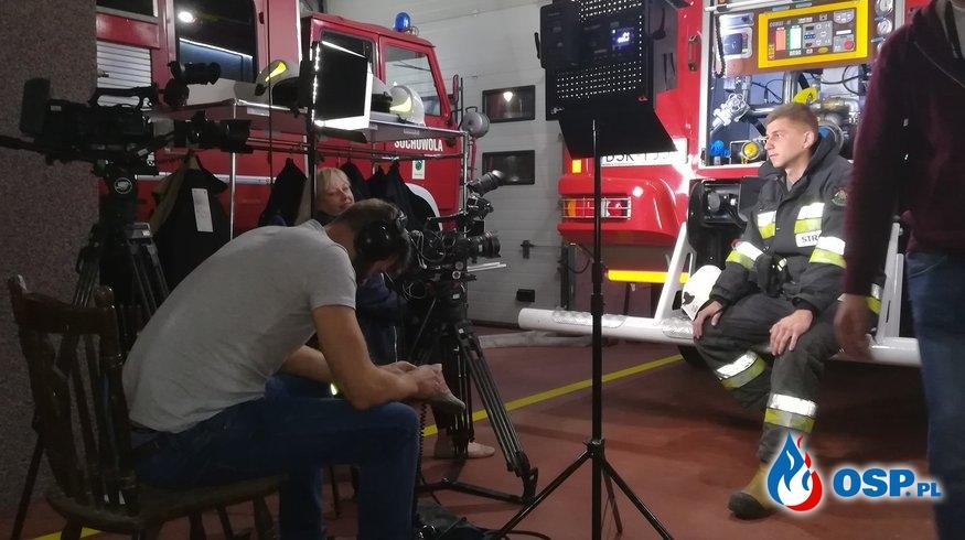 STRAŻACY. Rusza nowy serial dokumentalny o strażakach OSP! OSP Ochotnicza Straż Pożarna