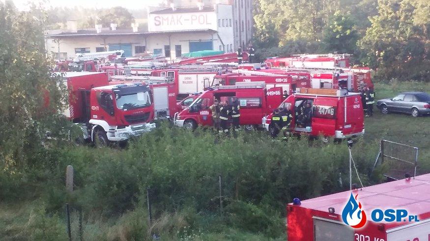 Pomagaliśmy w usuwaniu skutków nawałnicy w rejonie Sulęczyna i Rytla OSP Ochotnicza Straż Pożarna