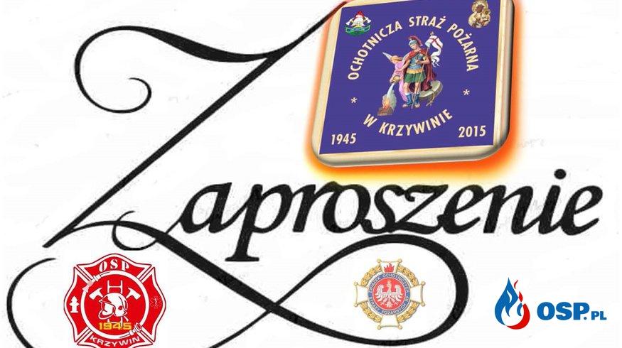 Zaproszenie na zebranie sprawozdawcze za 2017 r. OSP Ochotnicza Straż Pożarna