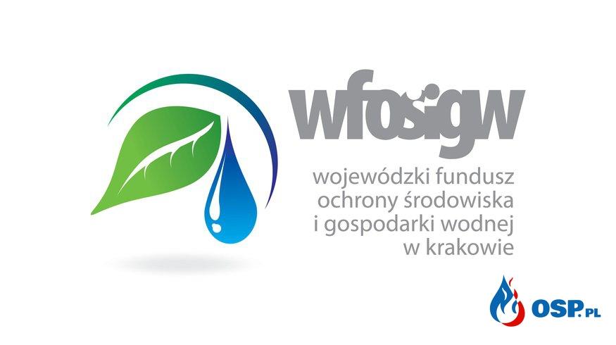 Relizacja programu WFOŚiGW OSP Ochotnicza Straż Pożarna