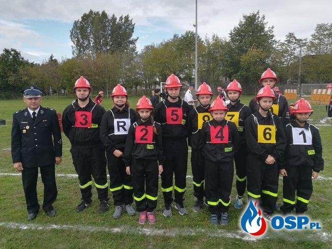Zawody powiatowe OSP Ochotnicza Straż Pożarna