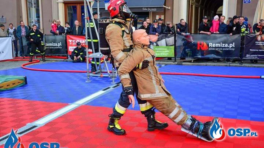 FIREFIGHTER COMBAT CHALLENGE OSP Ochotnicza Straż Pożarna
