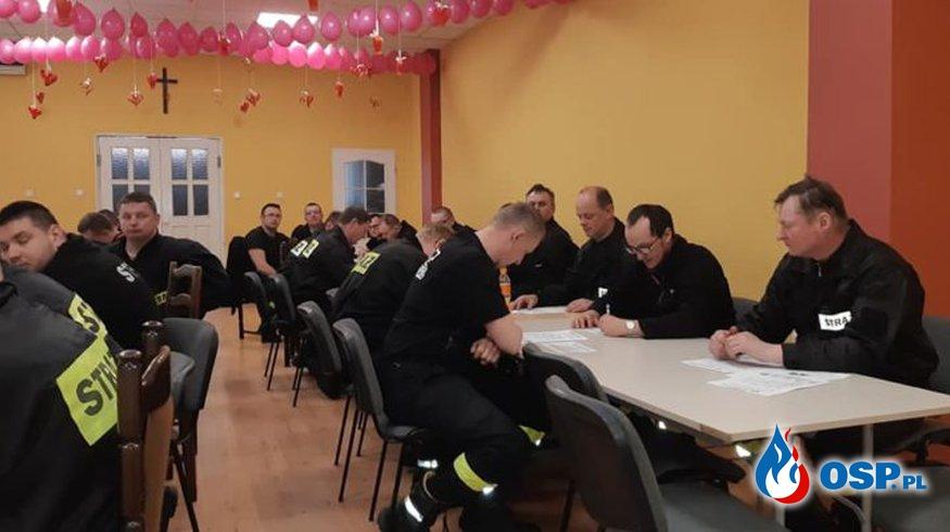 Wronki – szkolenie pilarki OSP Ochotnicza Straż Pożarna