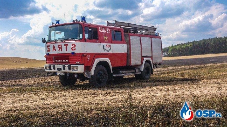 Podsumowanie roku 2015 OSP Ochotnicza Straż Pożarna