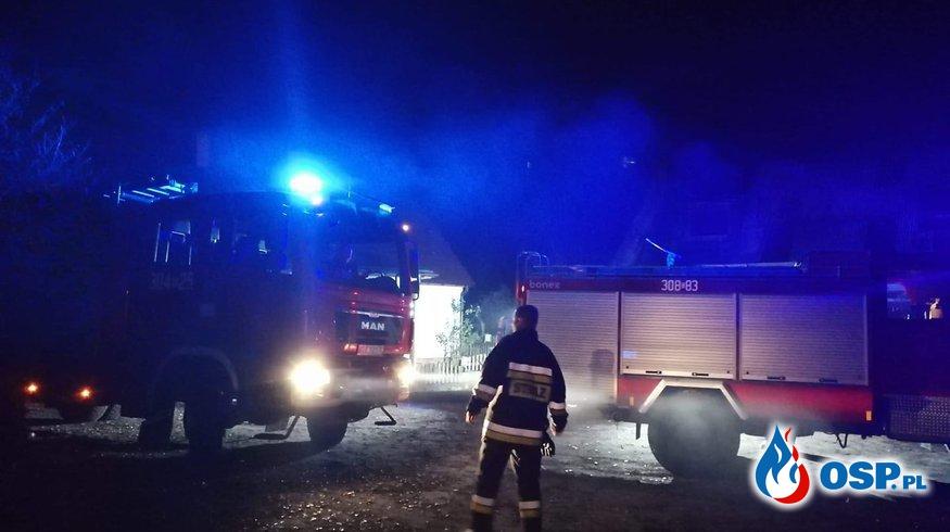 Zdarzenie 4/2019 OSP Ochotnicza Straż Pożarna