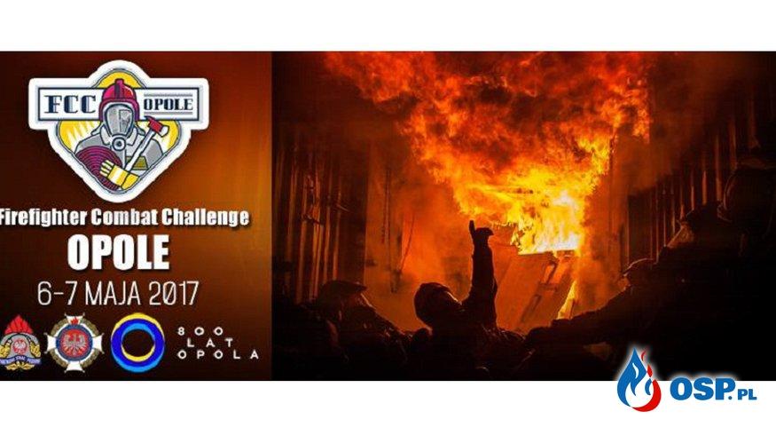 Zawody FCC w Opolu OSP Ochotnicza Straż Pożarna