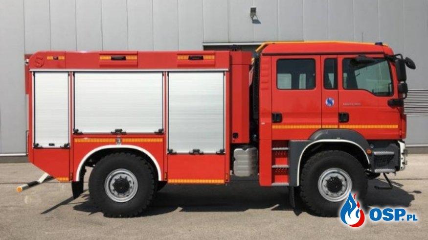 Zapraszamy na powitanie nowego auta OSP Turznica OSP Ochotnicza Straż Pożarna