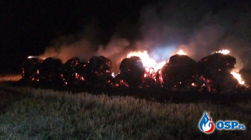 Długa noc w gminie Branice OSP Ochotnicza Straż Pożarna