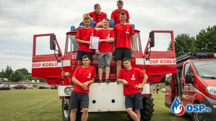 Zawody Miejsko-Gminne Drużym Pożarniczych OSP 2018 OSP Ochotnicza Straż Pożarna